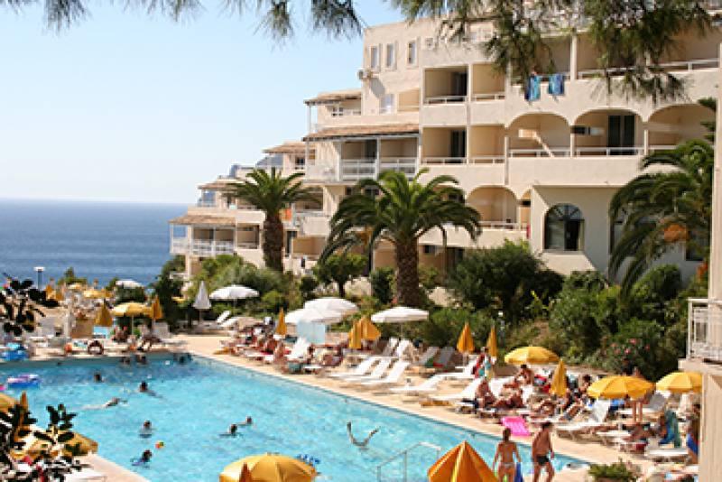 Hotel Ambiente Palace - Sinarades - Corfu